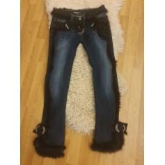 Jeans slim Toba&Co  pas cher