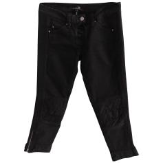Pantalon droit Isabel Marant Etoile  pas cher