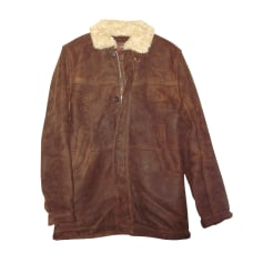 Leather Coat Timberland