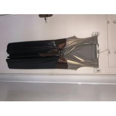 Robe mi-longue shabbychic2  pas cher