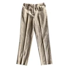 Pantalon slim, cigarette Golden Goose  pas cher