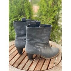 Bottines & low boots à talons Nimal  pas cher