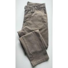 Slim Fit Pants Energie Gold