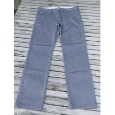 Jeans droit Armani  pas cher