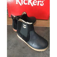 Bottes Kickers  pas cher