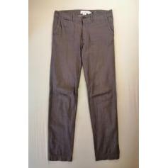 Slim Fit Pants H&M