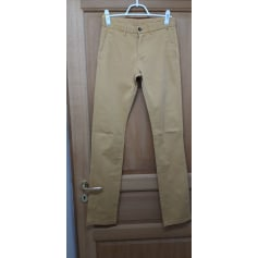 Pantalon slim Celio  pas cher
