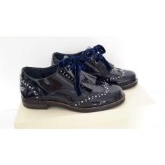 Chaussures à lacets Armani  pas cher