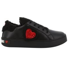Sneakers Love Moschino
