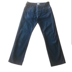 Jeans droit Cerruti 1881  pas cher