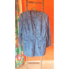 Blazer, veste tailleur Bleu de Sym  pas cher