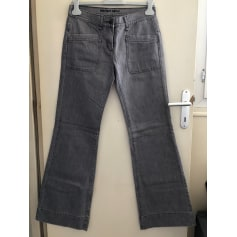 Jeans très evasé, patte d'éléphant Element  pas cher