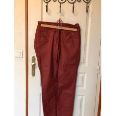 Pantalon droit Elora  pas cher