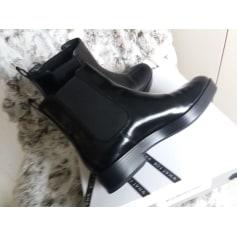 Bottines & low boots à talons What For  pas cher