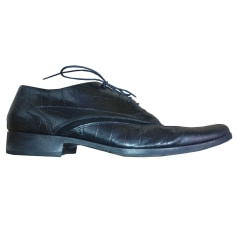 Chaussures à lacets Versace  pas cher