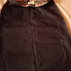 Jupe mi-longue Burberry  pas cher