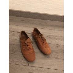 Chaussures à lacets  Soft Grey  pas cher