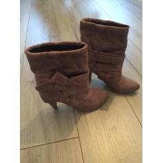 Bottines & low boots à talons Spring  pas cher