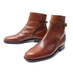 Bottines & low boots à talons JM Weston  pas cher