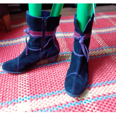 High Heel Ankle Boots Pataugas