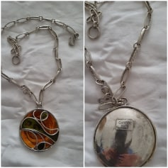 Pendentif, collier pendentif Chacok  pas cher