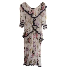 Midi Dress Twin-Set Simona Barbieri