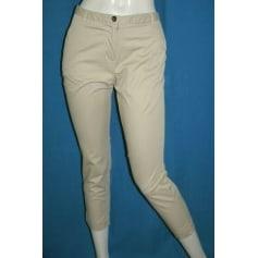 Pantalon droit Cyrillus  pas cher