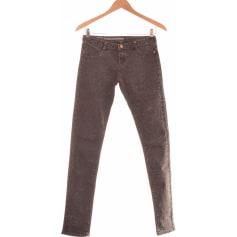 Pantalon slim, cigarette Jennyfer  pas cher