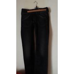Pantalon droit Pepe Jeans  pas cher