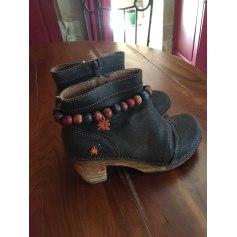 Bottines & low boots à compensés Art  pas cher
