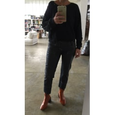 Jeans droit Plein Sud  pas cher