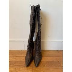 Thigh High Boots Dior