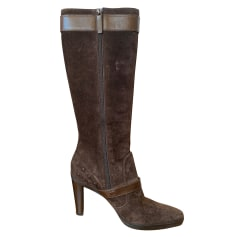 Bottes cuissards Tod's  pas cher