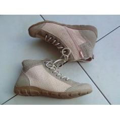 Chaussures à lacets  perte  pas cher