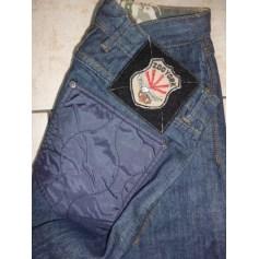 Jeans droit jean homme  taille 38  pas cher