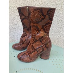 Bottines & low boots à talons Marc Jacobs  pas cher