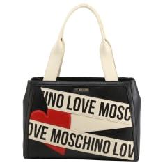 Sac à main en cuir Love Moschino  pas cher