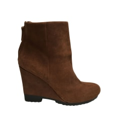 Wedge Ankle Boots Nine West