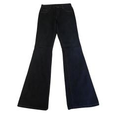 Jeans très evasé, patte d'éléphant Paul & Joe Sister  pas cher