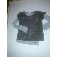Top, Tee-shirt Pepe Jeans  pas cher