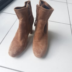 Bottines & low boots à talons westlink  pas cher