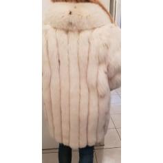 Manteau en fourrure La Canadienne  pas cher