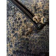 Sac pochette en cuir Zadig & Voltaire  pas cher