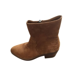 Cowboy Ankle Boots Zadig & Voltaire