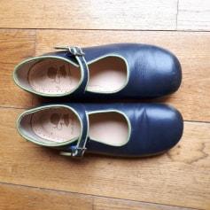 Chaussures à boucle Oncle Edouard  pas cher
