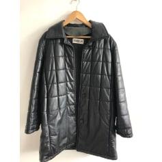 Manteau en cuir Mabrun  pas cher