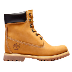 Bottines & low boots à compensés Timberland Bottes pas cher
