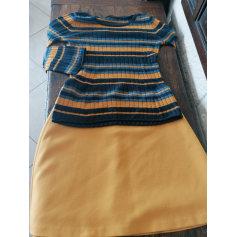 Tailleur jupe Comptoir Des Cotonniers  pas cher