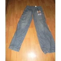 Jeans large, boyfriend Ikks  pas cher