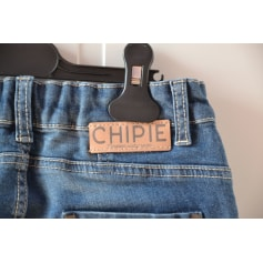 Straight Leg Jeans Chipie